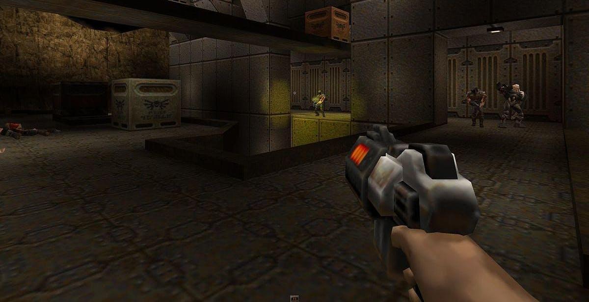 Quake 2 è gratis su PC per qualche giorno. Dal 17 agosto anche Quake 3