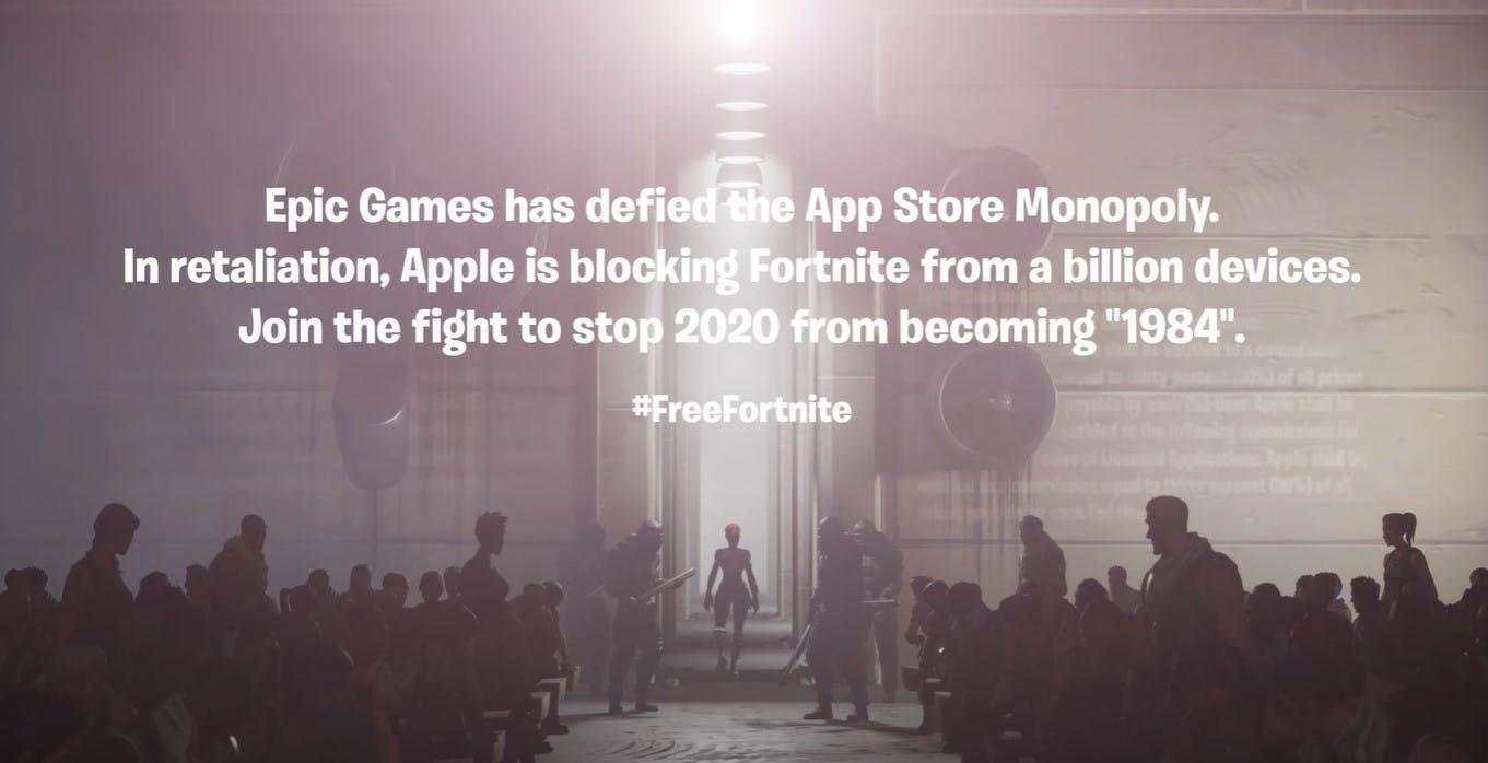 Apple ha rimosso Fortnite da iOS. Ecco perché