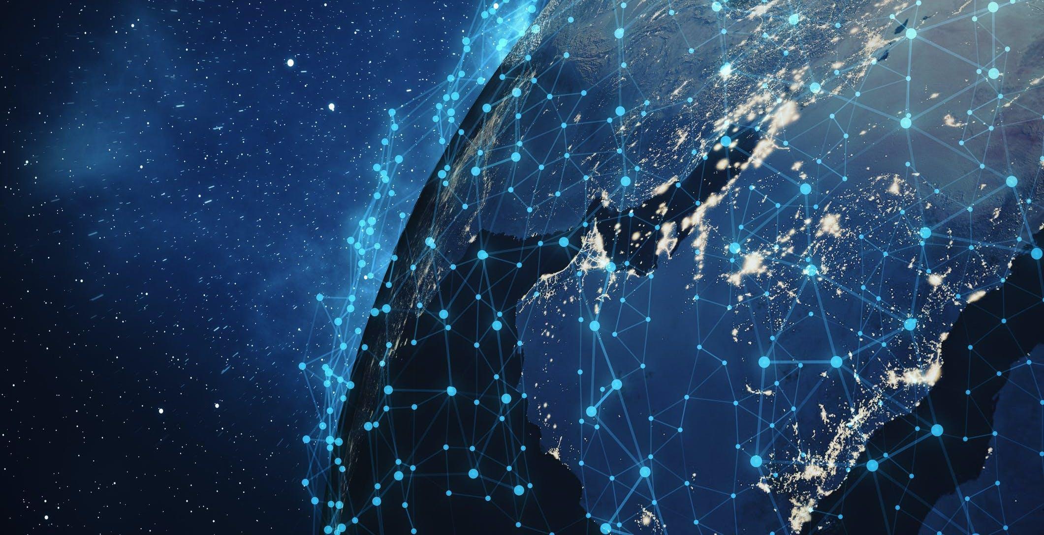 Primi test dell'internet di Starlink. La connessione dallo spazio per adesso è ferma a 45 Mbps