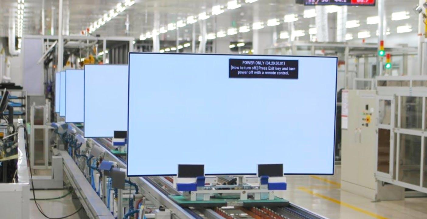 Samsung è il primo produttore TV. Sorpasso a sorpresa di TCL su LG