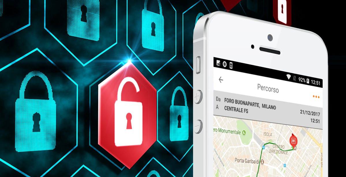 L'app di ATM Milano permetteva di accedere ai biglietti degli altri utenti