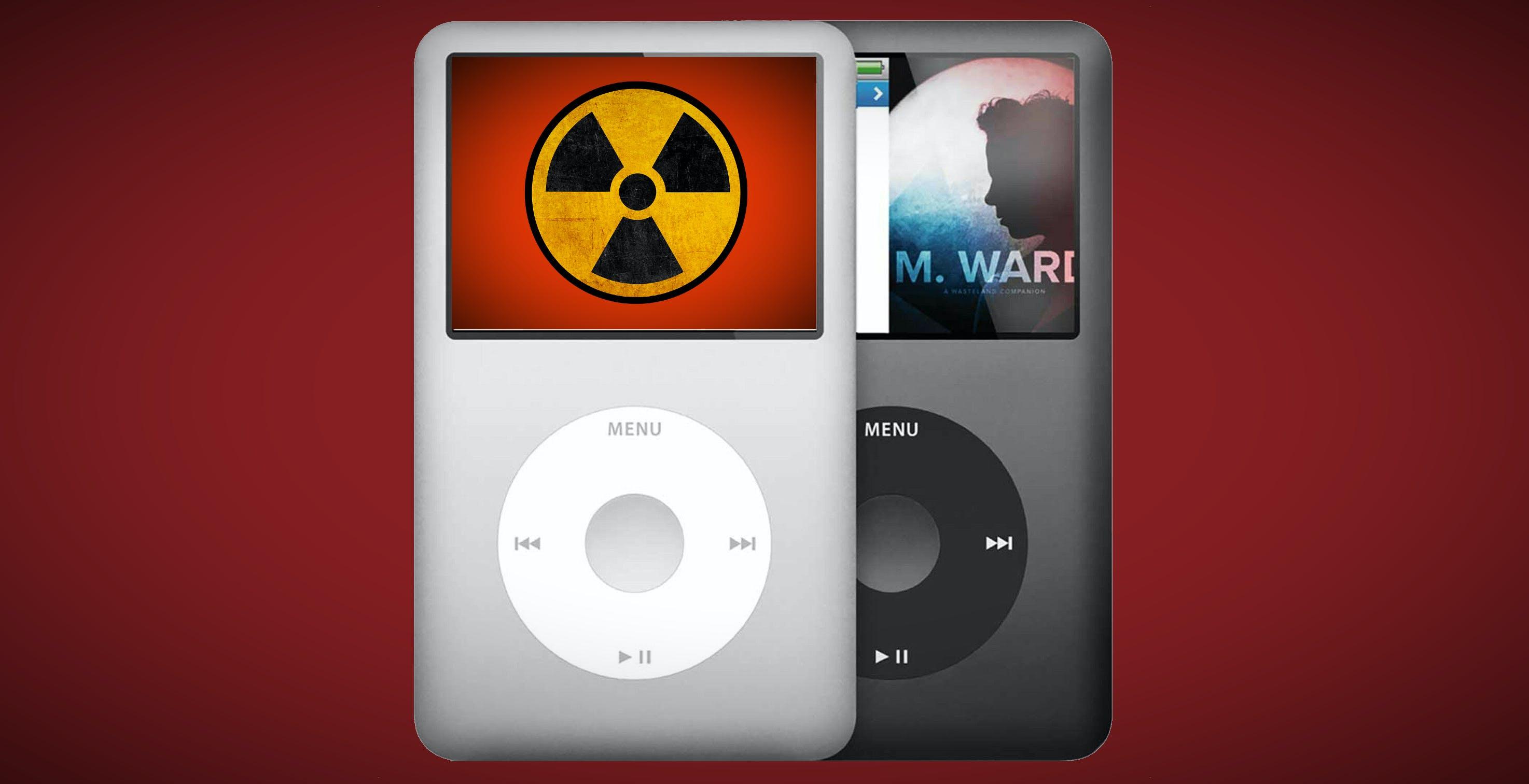 L'incredibile storia dell'iPod top-secret sviluppato per il governo americano