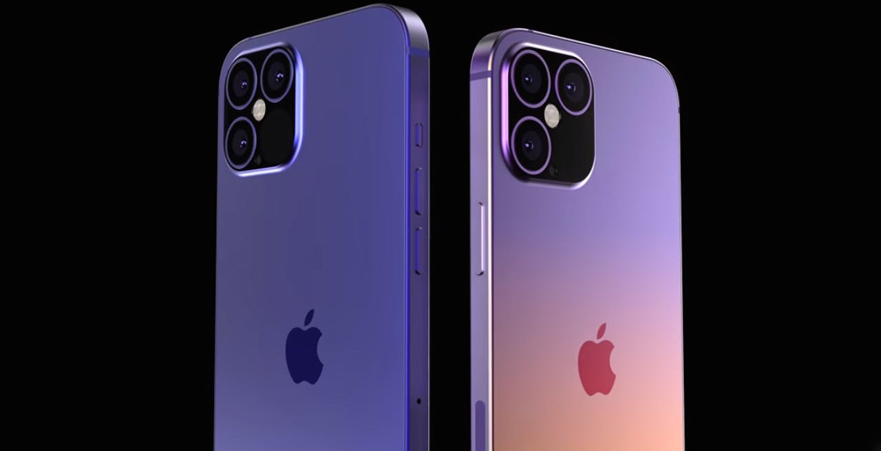 Ecco iPhone 12 Pro Max. Schermo da 6,7 pollici a 120Hz e ricarica wireless rapida