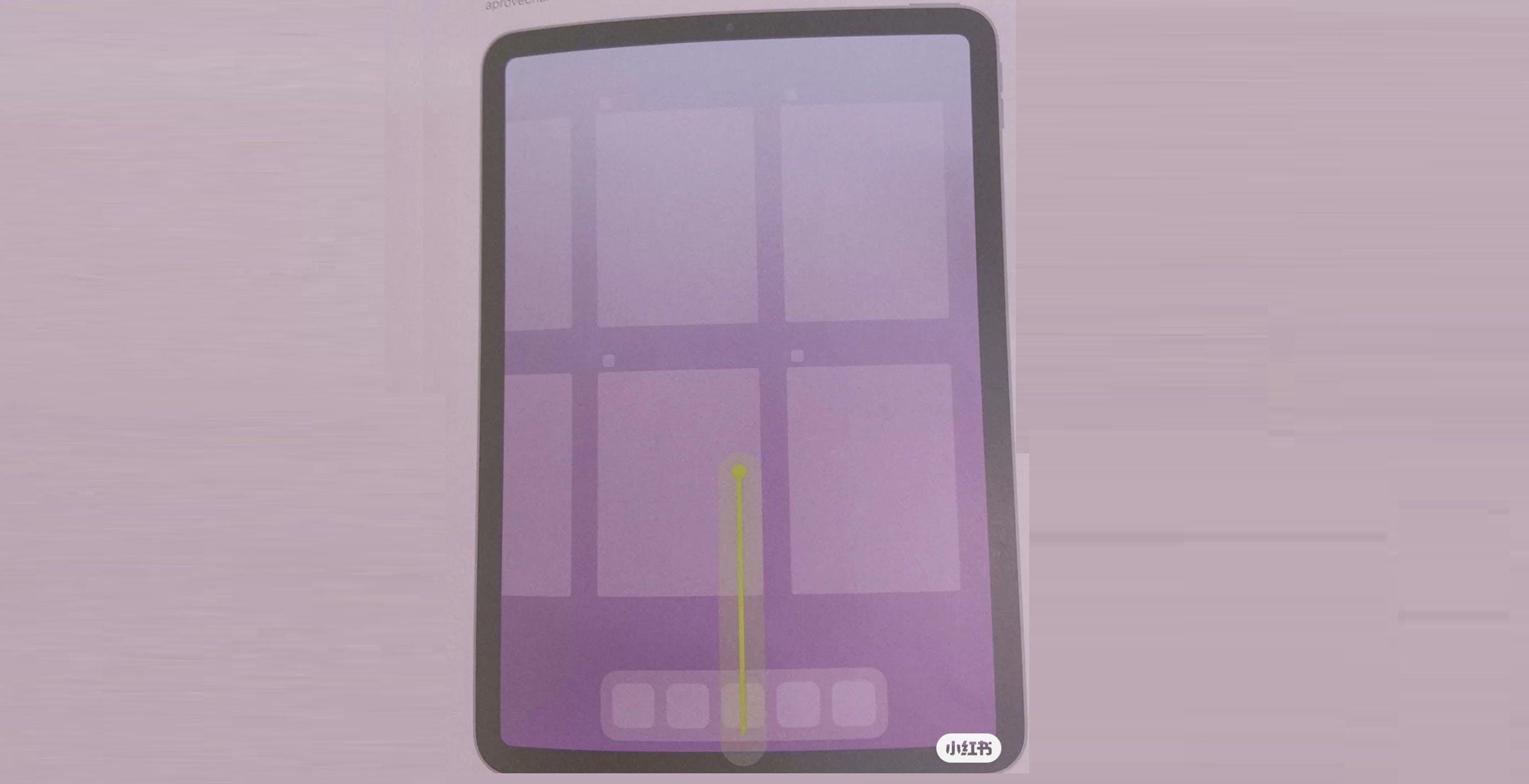 Nuovo iPad Air, le prime immagini: TouchID sul tasto di accensione, USB Type-C e cornici sottilissime