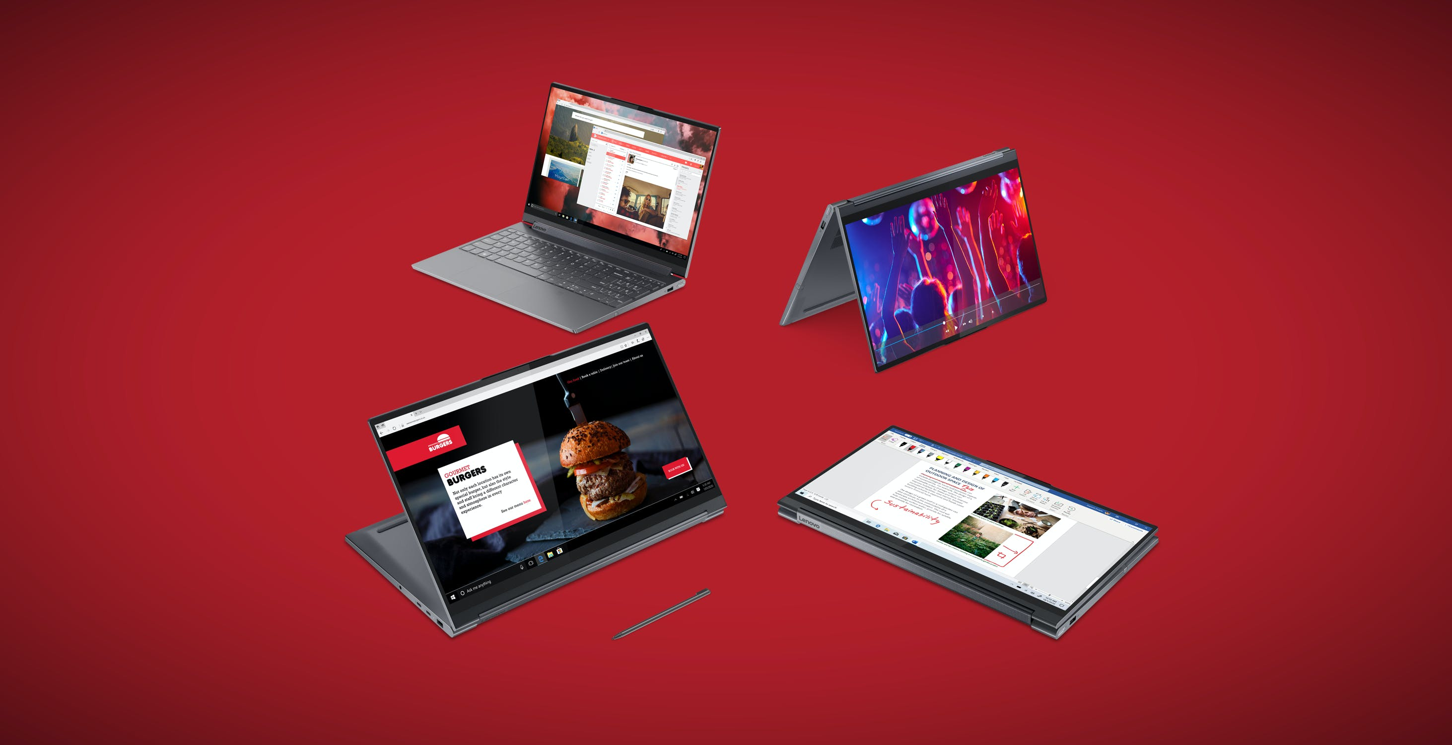 Lenovo, tutte le uscite entro fine anno. Yoga 9i e Yoga Slim 9i avranno i Tiger Lake di Intel