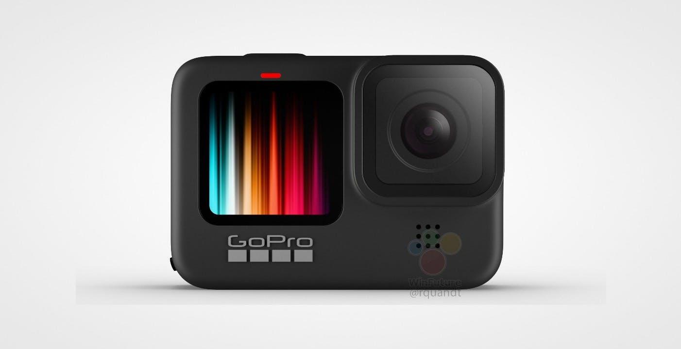 Finalmente GoPro Hero 9 avrà uno schermo frontale a colori
