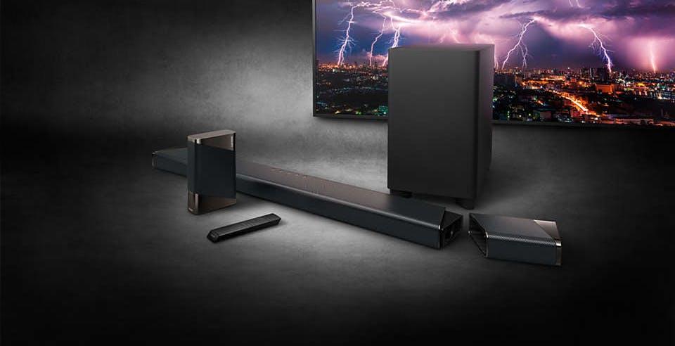 Philips: l'audio Fidelio riparte in grande stile con soundbar e multiroom