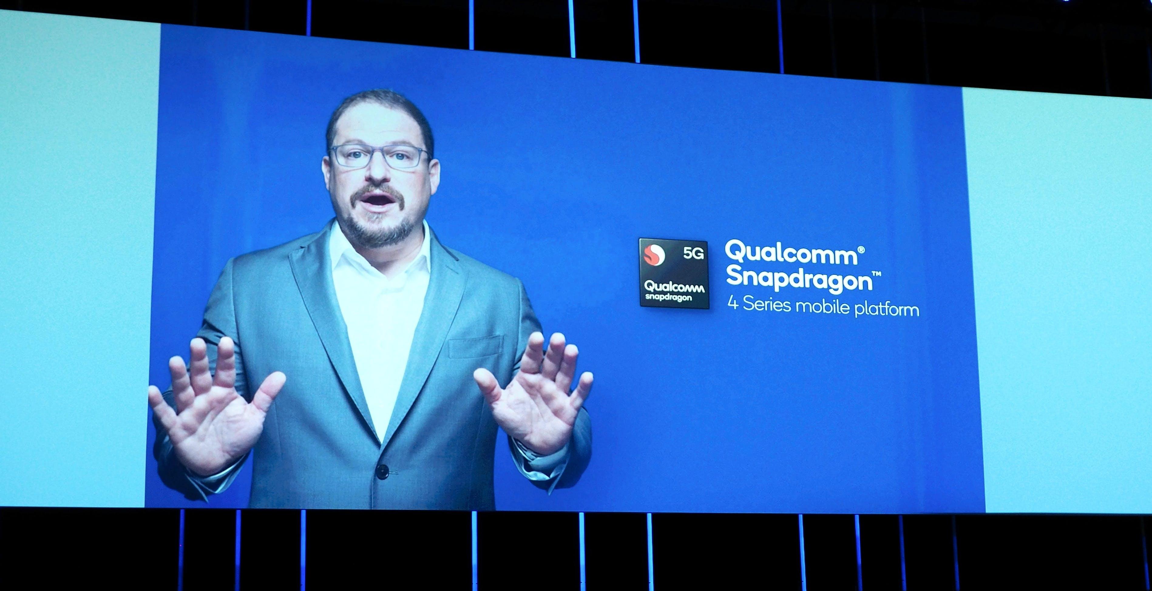 Qualcomm, 5G anche per gli entry level: arriverà anche sugli Snapdragon Serie 4