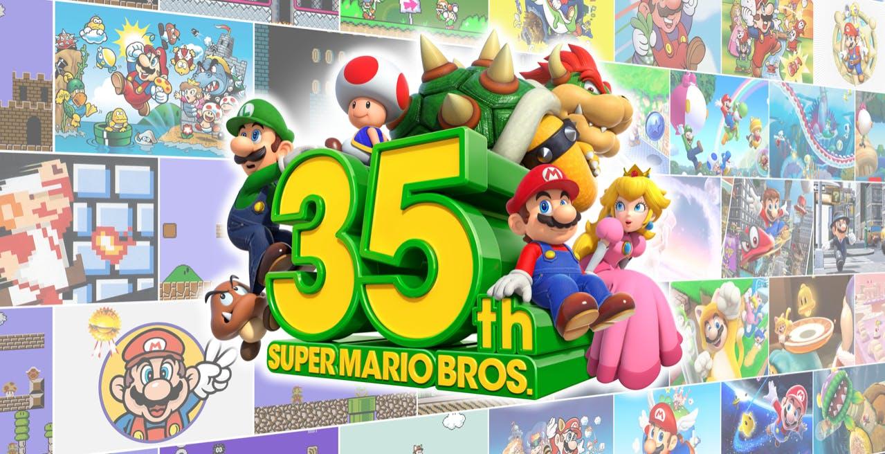 Super Mario 64, Sunshine e Galaxy tornano su Switch in edizione limitata. Riecco il Game & Watch