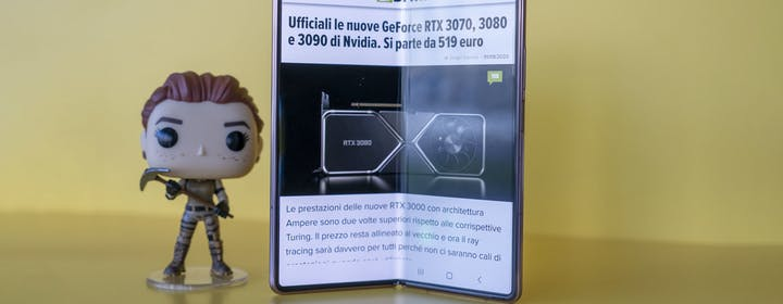 Abbiamo provato Galaxy Z Fold2. Se il futuro è questo, il presente Samsung lo sta già vendendo