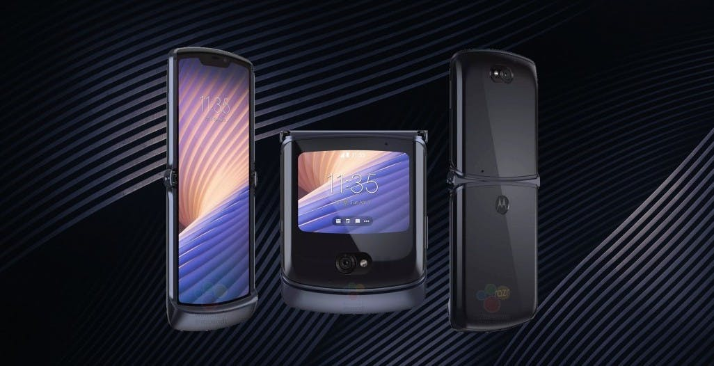 Motorola RAZR, ecco la versione 5G. Migliorano il processore e l'interazione con lo schermo esterno