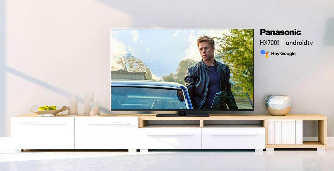 Panasonic annuncia una serie di TV entry level con Android TV