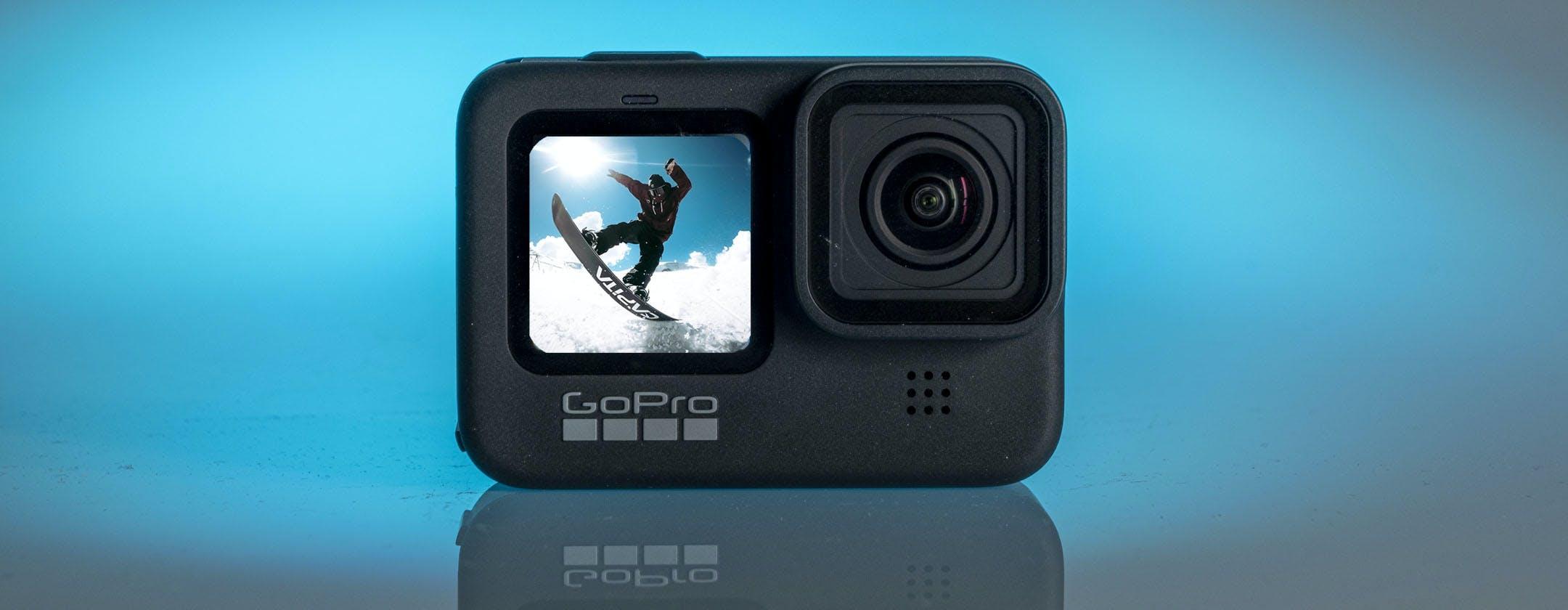 GoPro Hero 9 Black, recensione. Doppio schermo, riprese 5K e tanta autonomia per restare la migliore