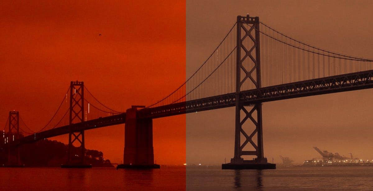 Los Angeles e il cielo rosso, la rivincita dei fotografi: lo smartphone è una ottima fotocamera solo nelle mani di chi lo sa usare