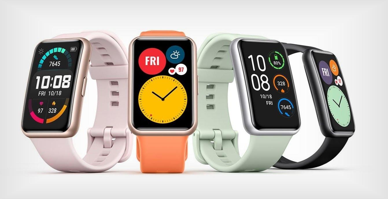 Huawei Watch Fit, lo smartwatch che porta un personal trainer a casa tua