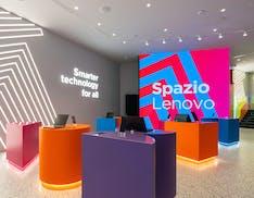 Apre a Milano Spazio Lenovo. Gli italiani saranno i primi a vedere e toccare le novità