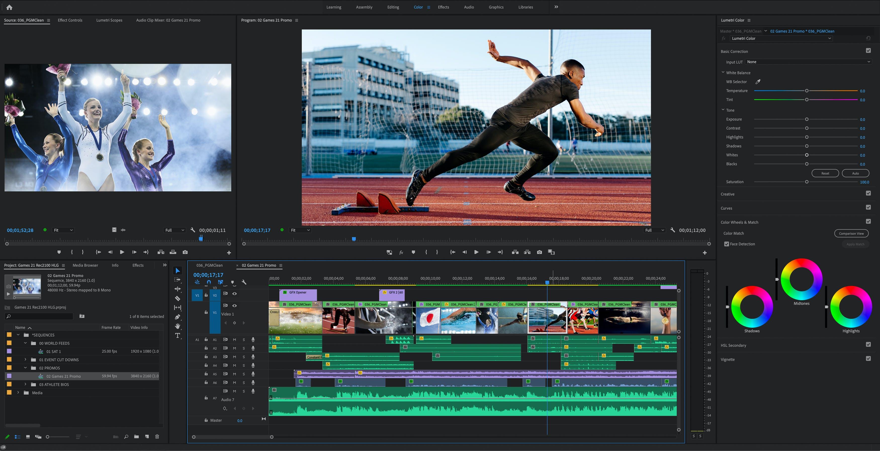 Aggiornamenti e messe a punto d'autunno per Premiere Pro e After Effects