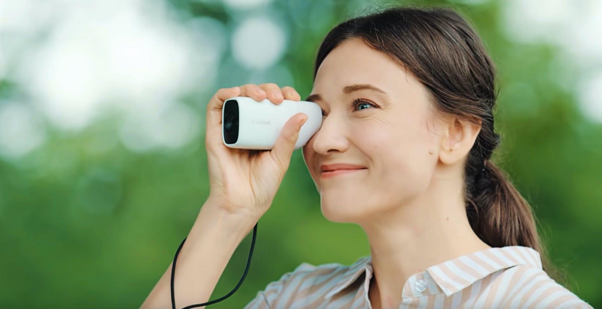 Ecco PowerShot Zoom, il teleobiettivo monoculare da 400 mm di Canon
