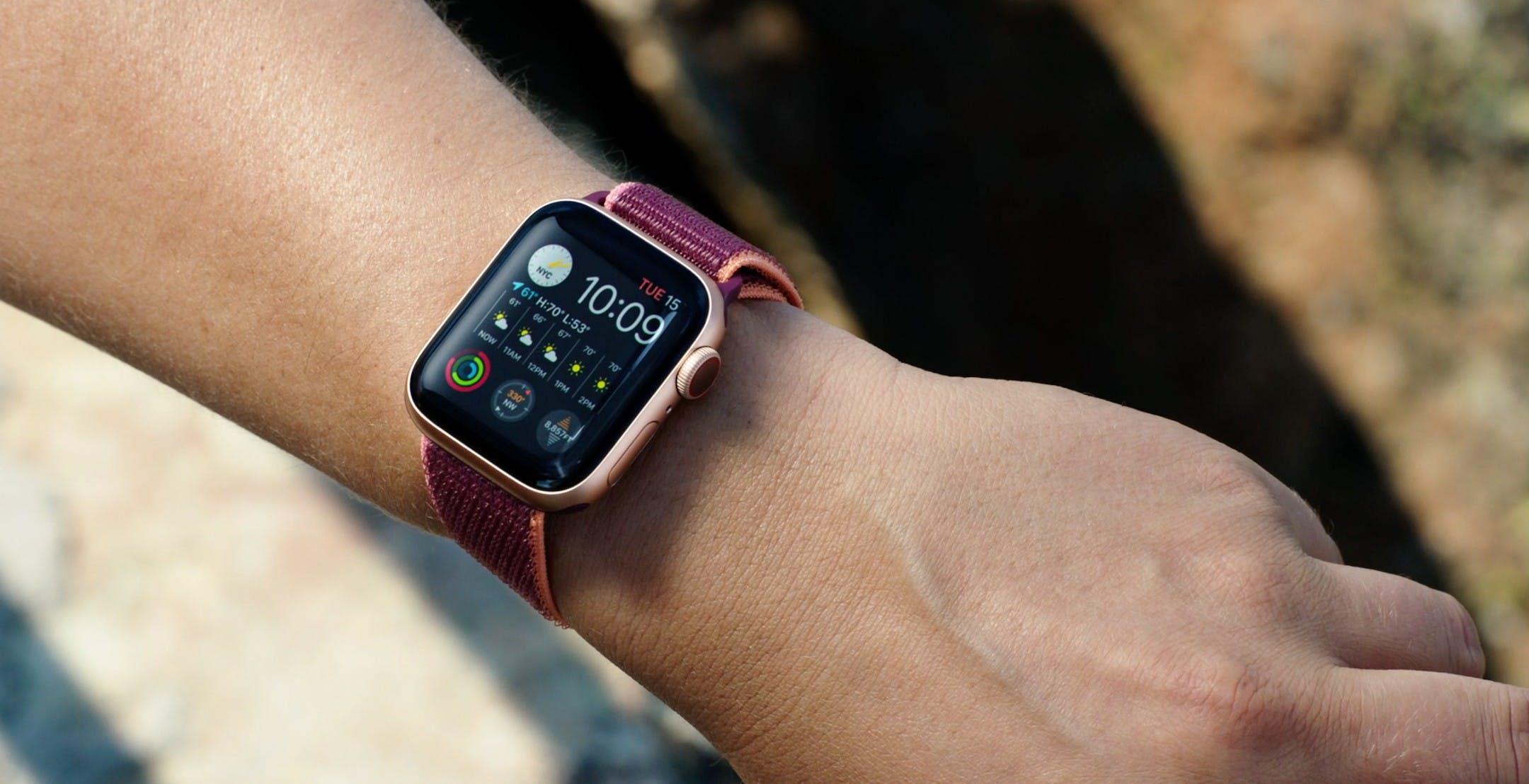 Apple Watch Series 6 è ufficiale: ora monitora l'ossigeno nel sangue