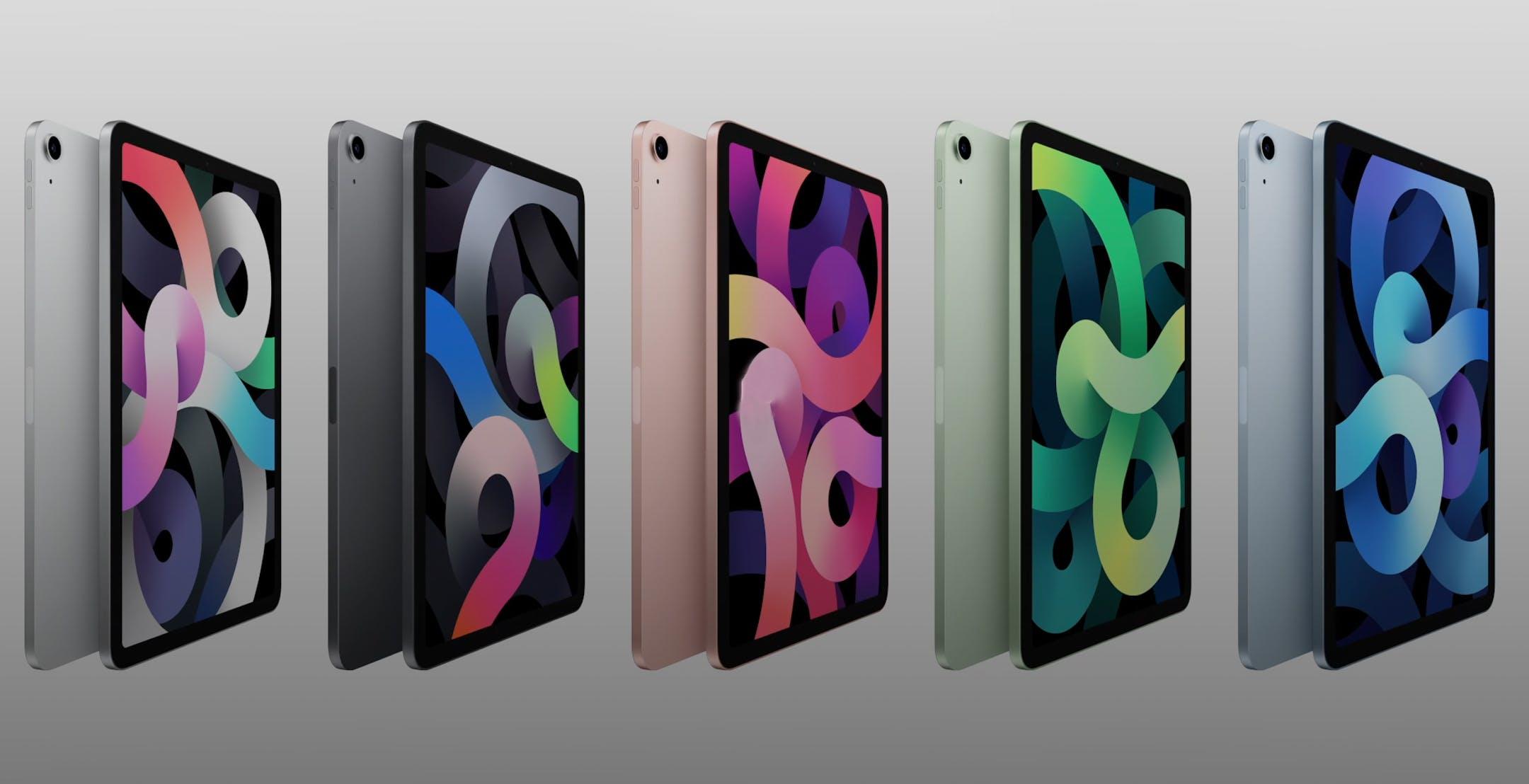 Apple annuncia il nuovo iPad Air con processore A14 a 5nm e USB-C