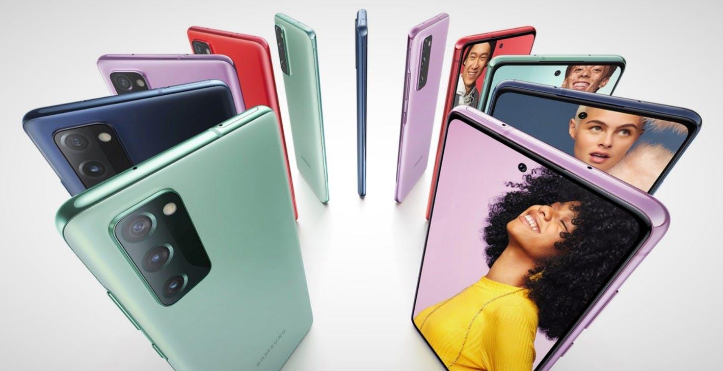 Samsung Galaxy S20 FE: online la scheda tecnica completa. Potete gioire, addio Exynos c'è lo Snapdragon