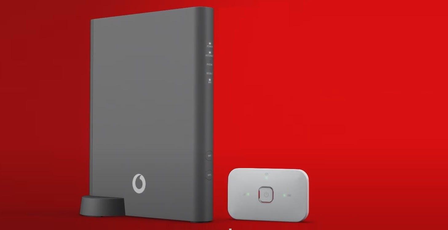 La nuova Vodafone Station supporta il Wi-Fi 6 e fino a 120 dispositivi connessi