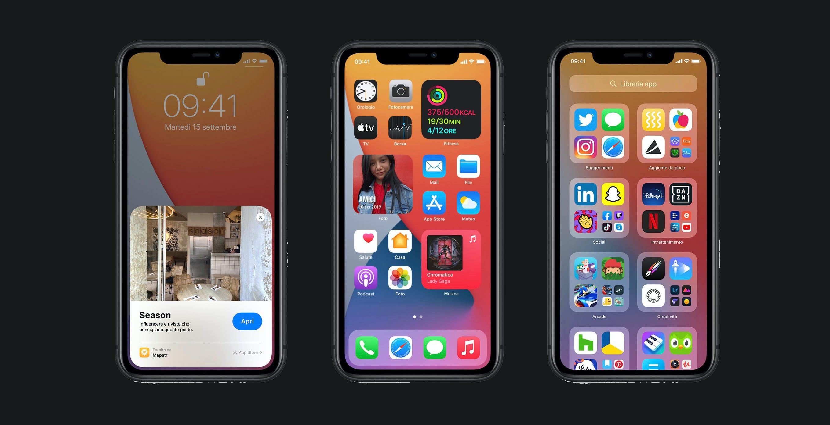 iOS 14, come utilizzarlo al meglio. 20 trucchi e novità che probabilmente non conosci