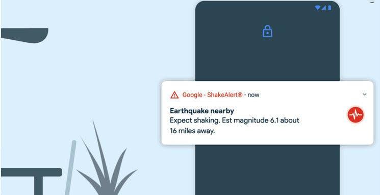 Android ha rilevato in anticipo di qualche secondo il terremoto a Los Angeles