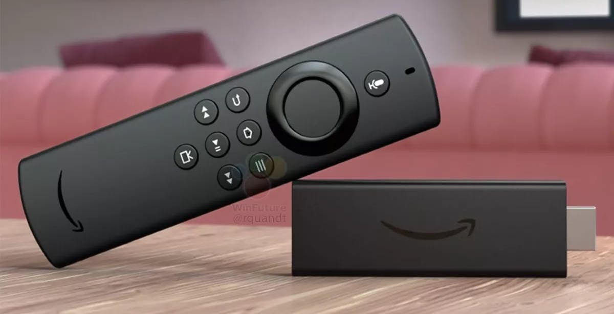 """Amazon lancerà una versione """"Lite"""" di Fire TV Stick. Online le prime immagini"""