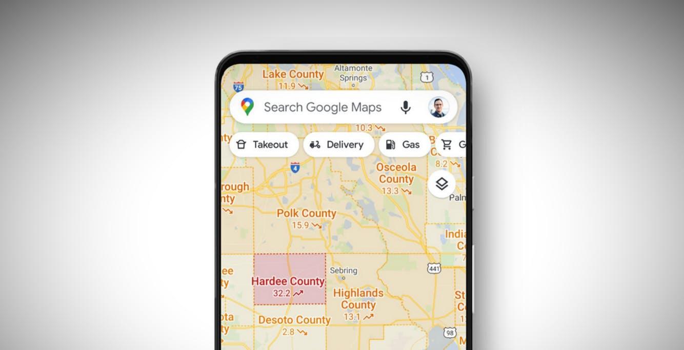 I focolai di Covid su Google Maps. Come attivare la visualizzazione delle aree a rischio