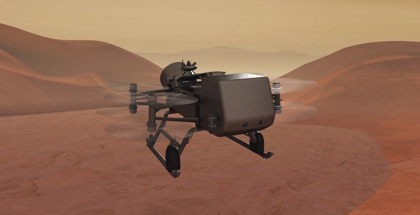 L'esplorazione di Titano è stata nuovamente rimandata: Dragonfly partirà nel 2027