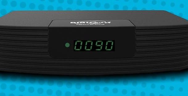 Digiquest Voice è il decoder DVB-T2 che si comanda con Alexa