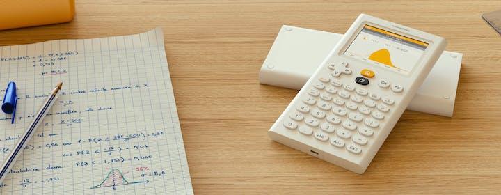 NumWorks reinventa la calcolatrice: totalmente opensource, programmabile ed economica. Costa solo 79 euro