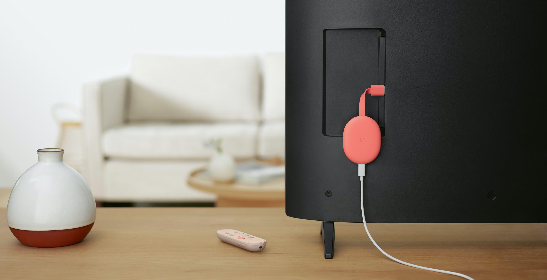 Chromecast con Google TV in Italia il 15 ottobre a 69 euro. Con 4K e HDR dichiara guerra alla Amazon Fire TV Stick 4K