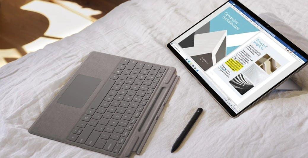 Microsoft punta ancora  su ARM: ecco il nuovo Surface Pro X con processore SQ2