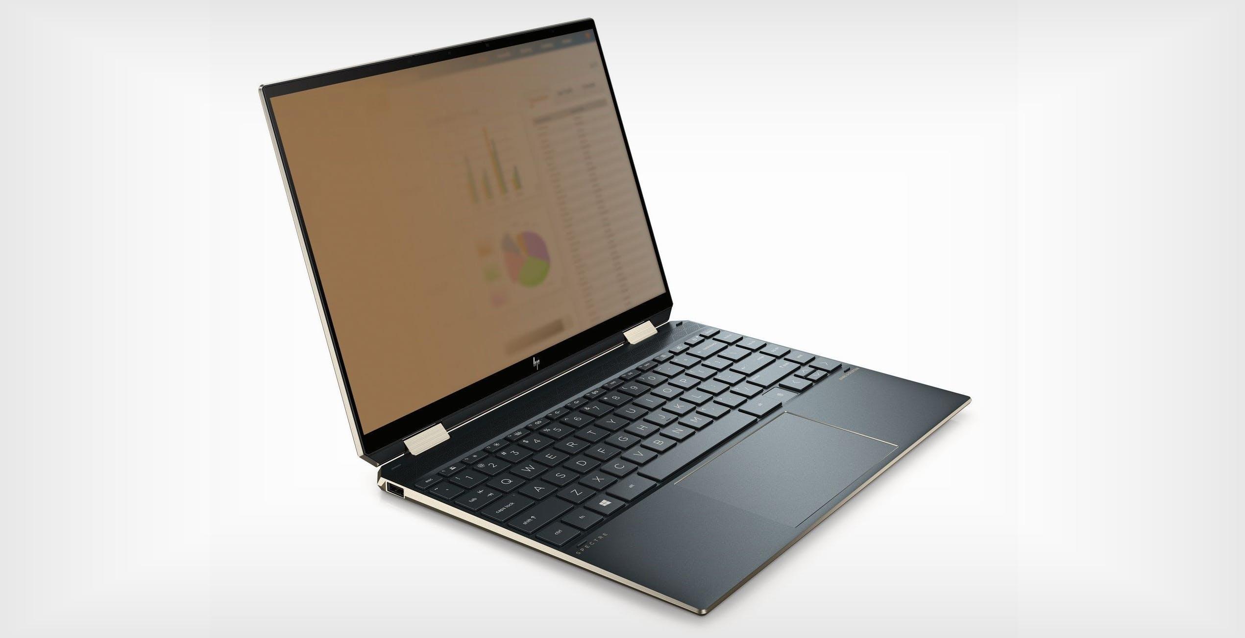 HP alza il tiro: il nuovo Spectre x360 14 ha uno schermo 3:2 e processori Intel Tiger Lake