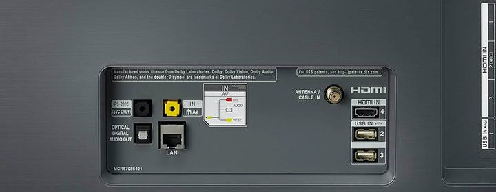 Televisori e HDMI 2.1, tutti i modelli con tutte le funzioni