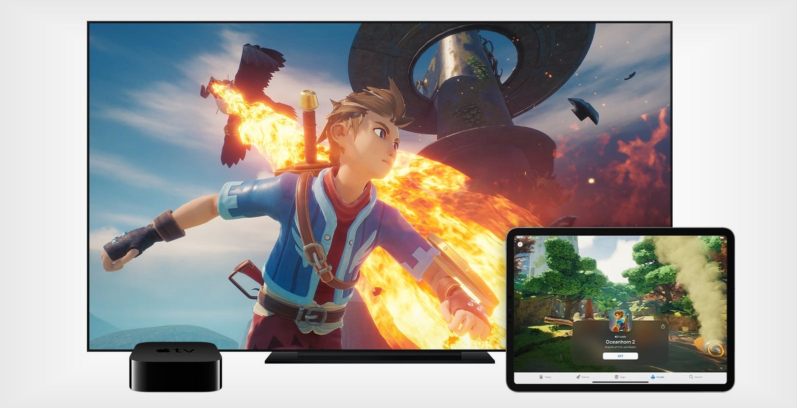 Apple, due nuovi modelli di Apple TV in arrivo. Cresce l'investimento su Arcade: giochi da console e un controller dedicato