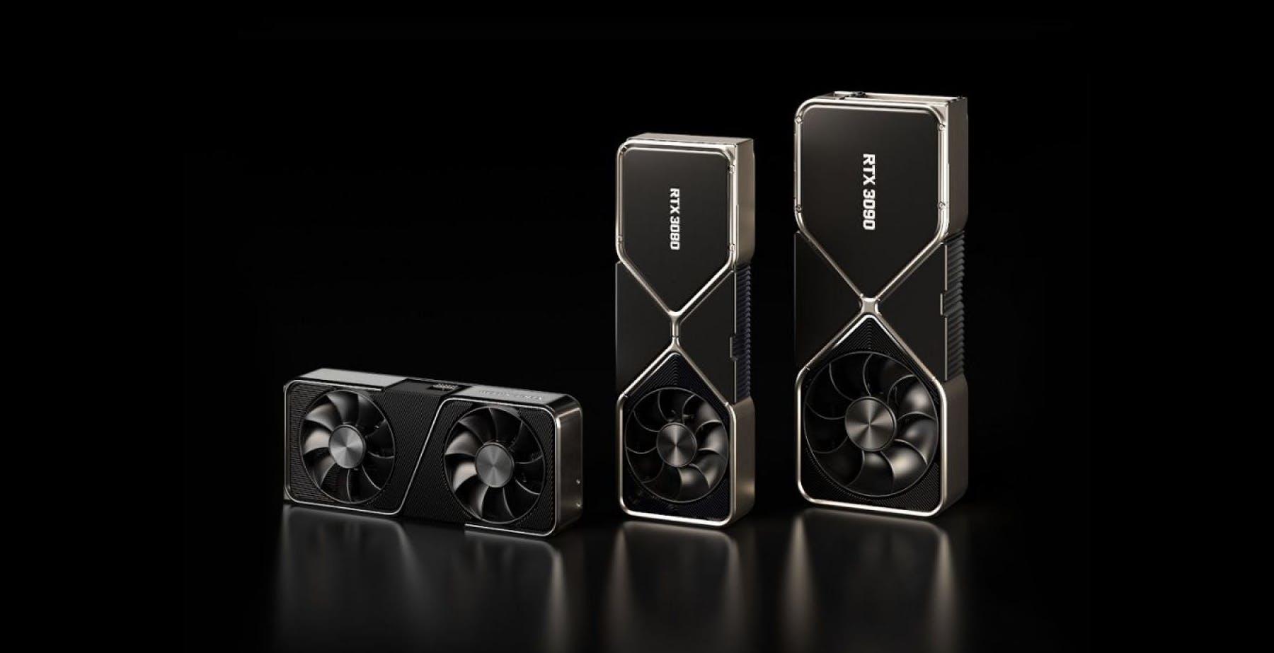 RTX 3080 e RTX 3090, ci sono ma non ci sono. Difficile comprarne una per tutto il 2020
