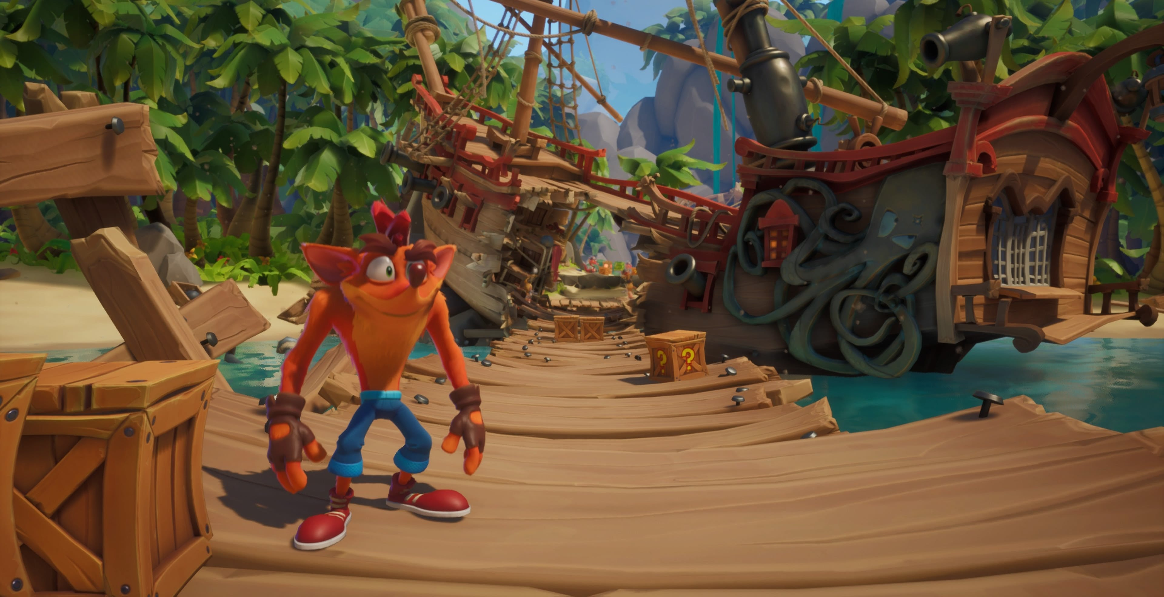 A sorpresa, Crash Bandicoot 4 è un gran bel gioco