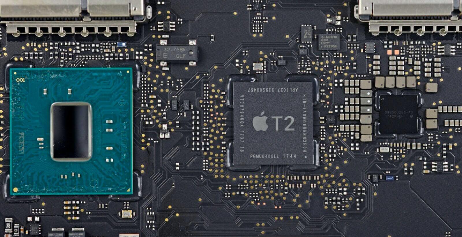Il chip T2 Apple non è sicuro come si pensa. Scoperta una falla grave, per fortuna difficile da sfruttare