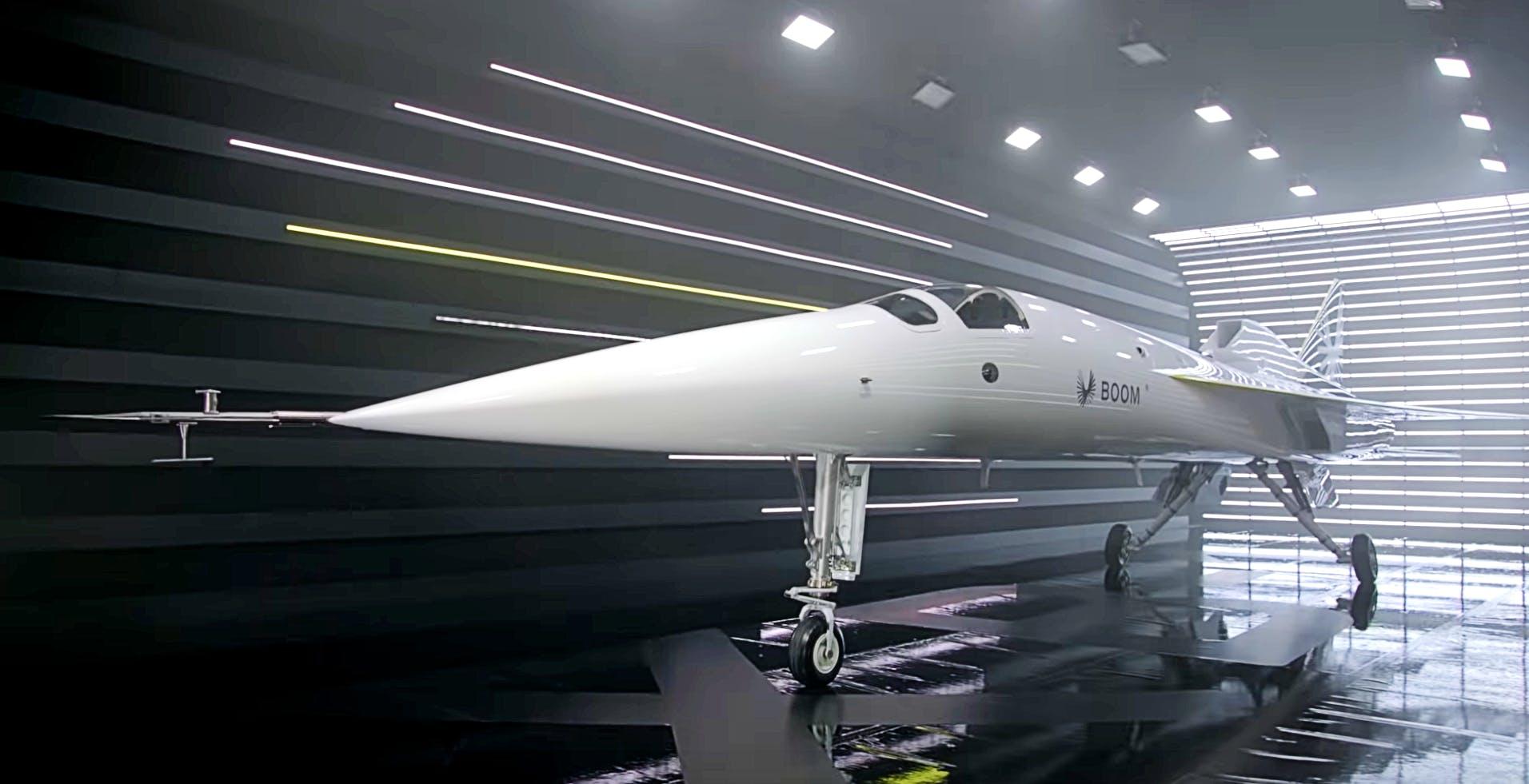 XB-1, ventuno parti in titanio stampate in 3D per l'aereo supersonico che farà New York - Londra in 3 ore e 15