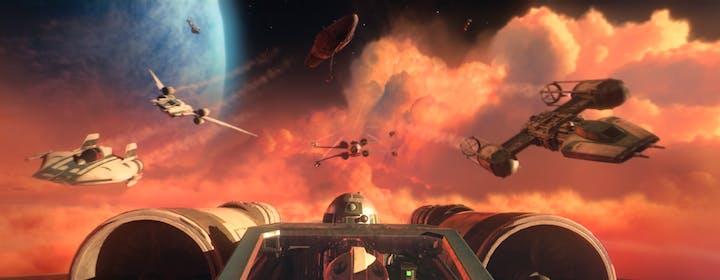 Star Wars: Squadrons in VR è un sogno che diventa realtà (virtuale)