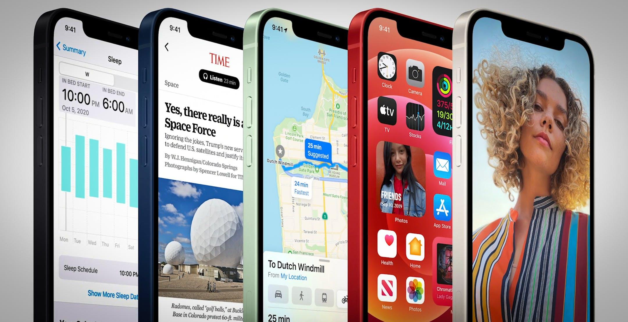 Ecco iPhone 12: è il primo smartphone Apple compatibile con il 5G