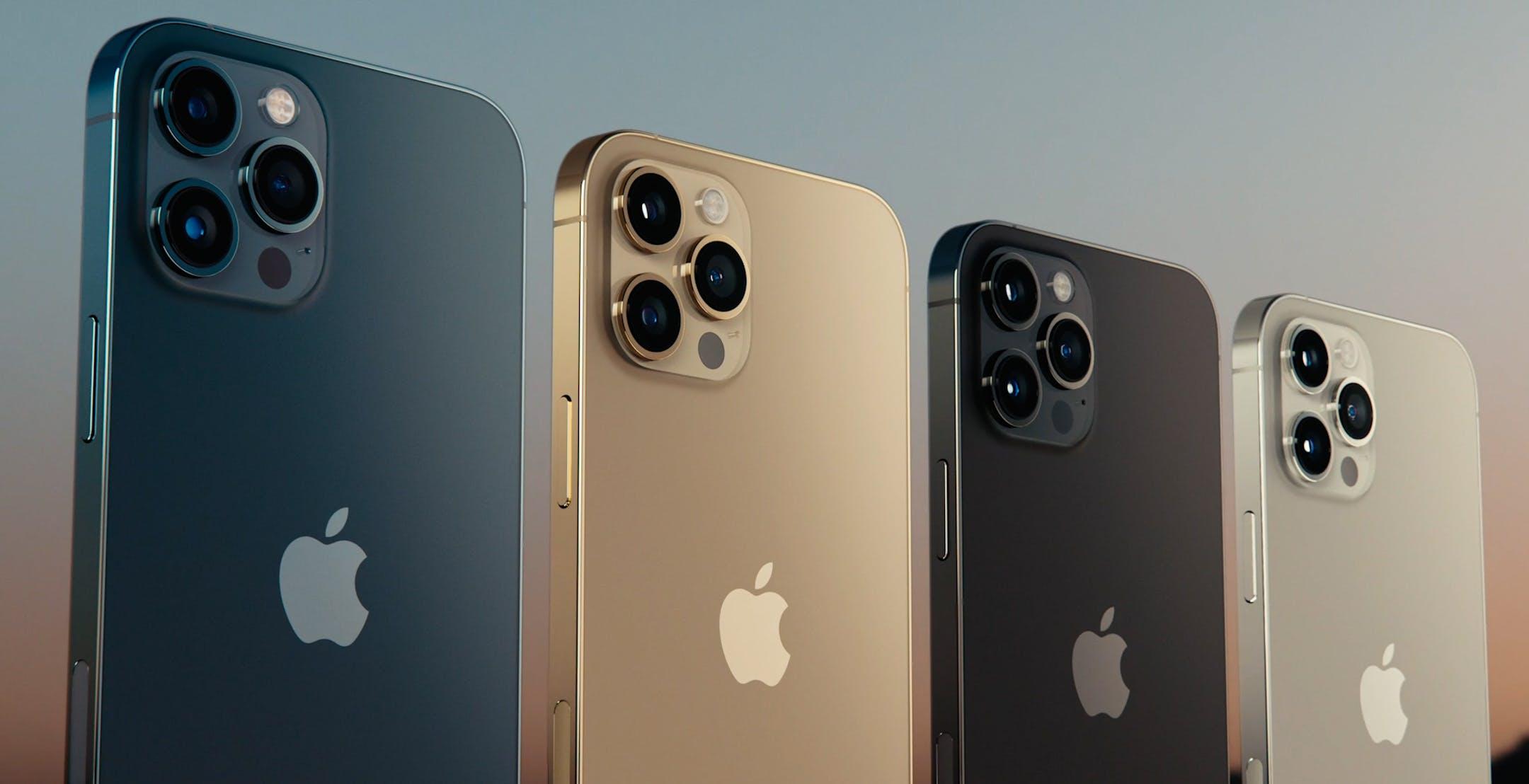 iPhone 12 Pro e iPhone 12 Pro Max ufficiali: 5G, schermo più grande, fotocamera migliore ma stesso prezzo