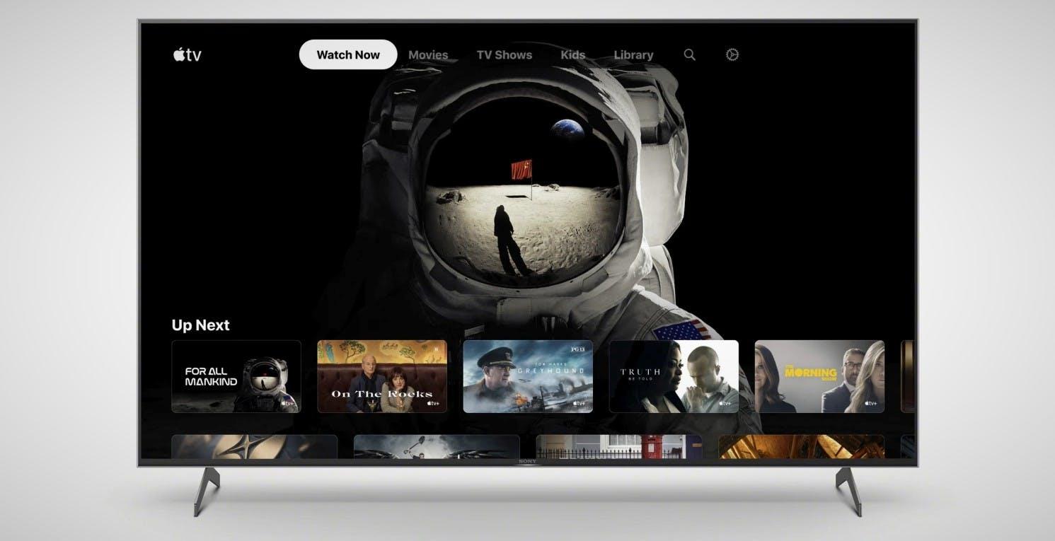 Apple TV arriva su alcuni TV Sony. Si parte con la serie XH90