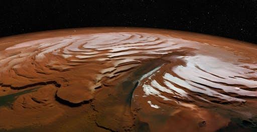 ESA pubblica migliaia di splendide foto di Marte, ora disponibili per tutti