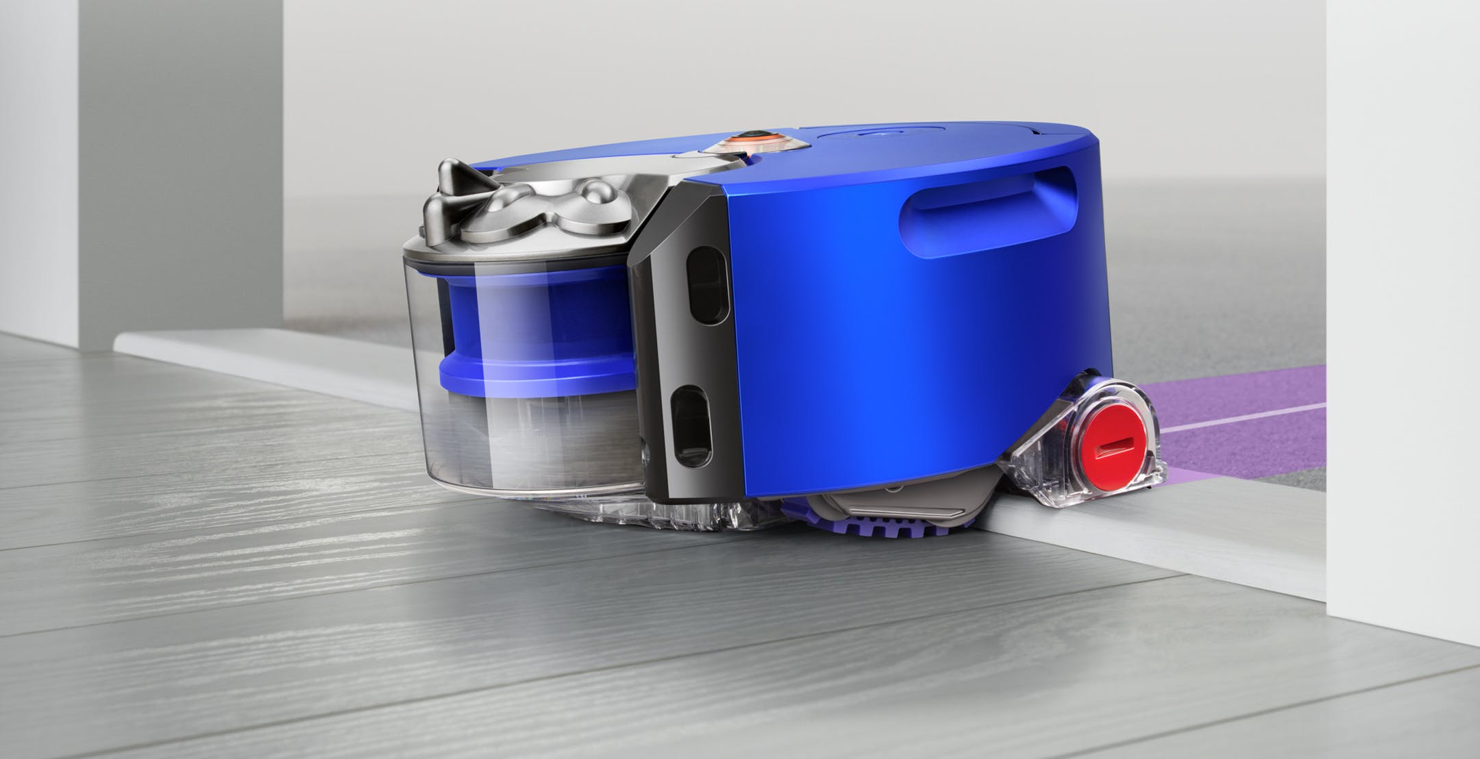 Dyson 360 Heurist, l'aspirapolvere robotizzato che impara dalle proprie esperienze