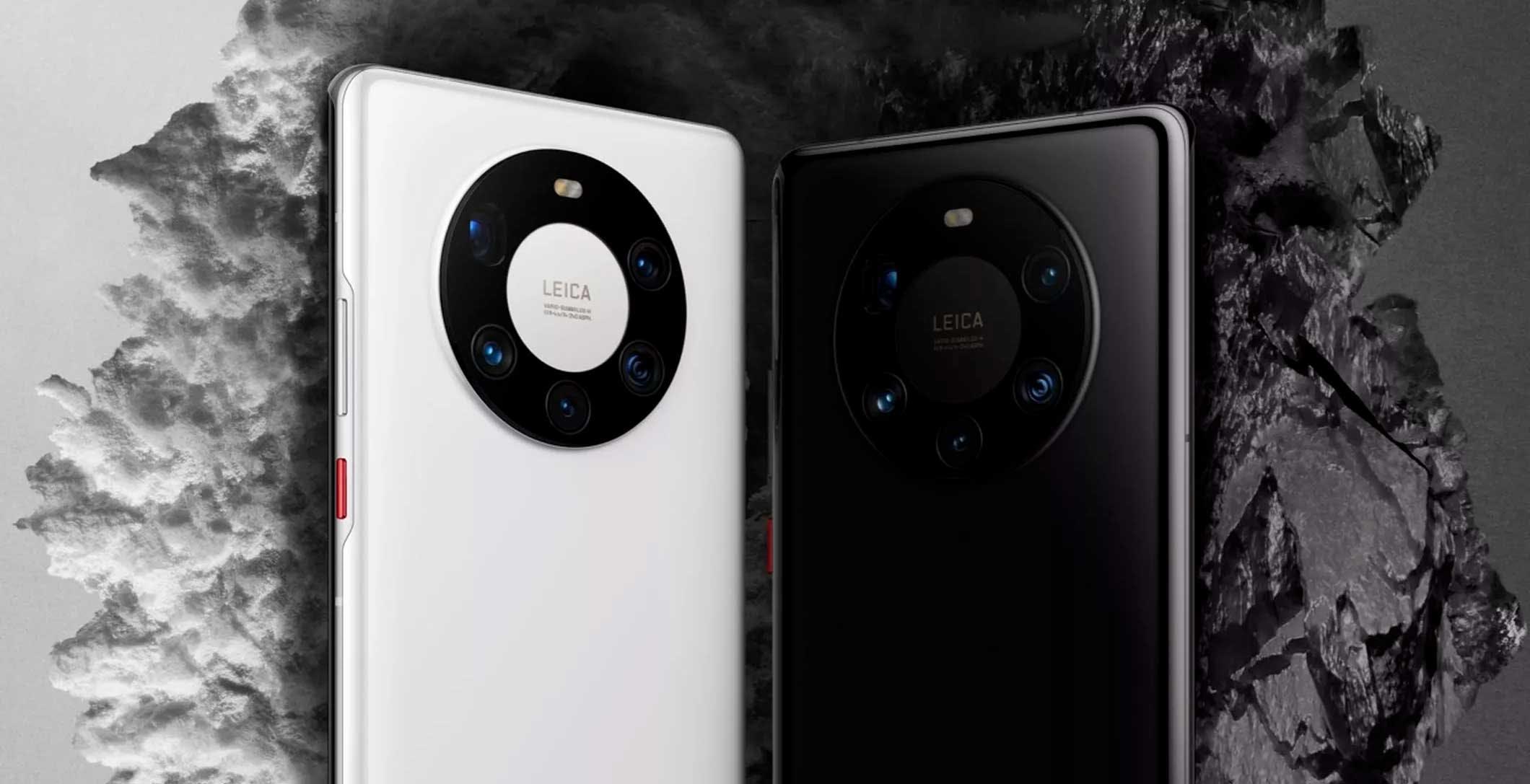 Mate 40 Pro ufficiale. Potenza e innovazione: Huawei mostra all'Europa cosa potrebbe perdere
