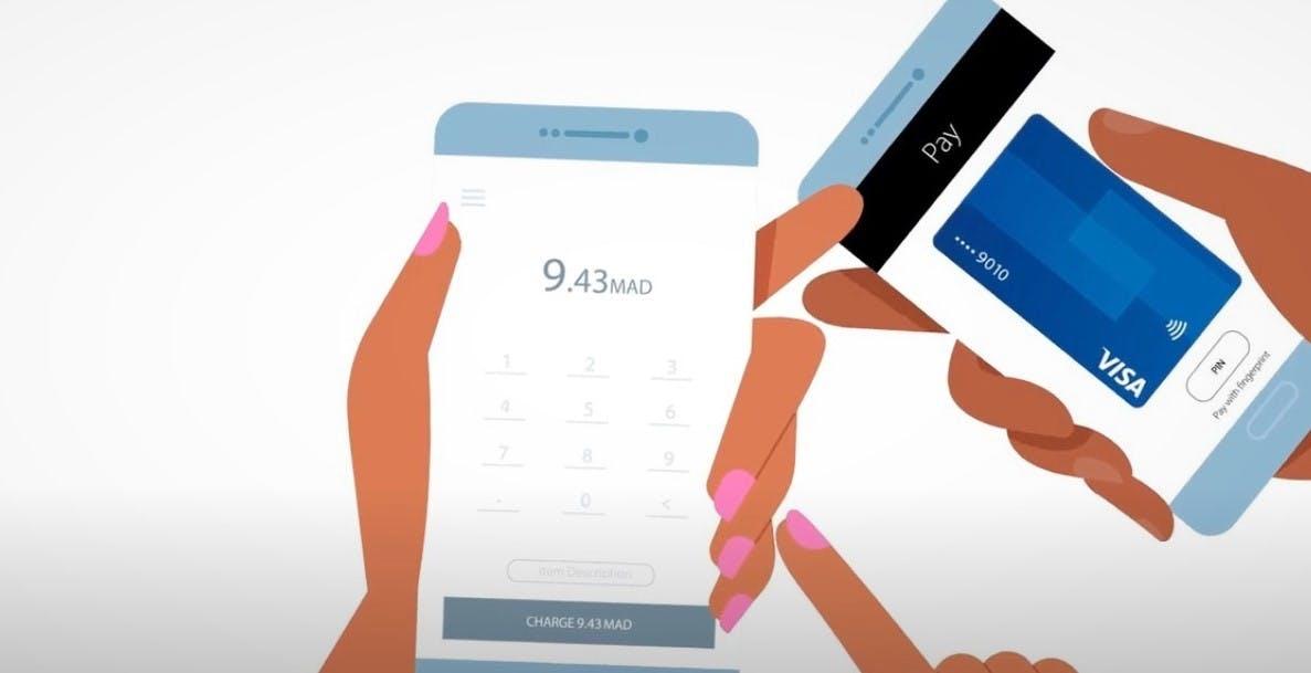 Lo smartphone Android diventa un POS, basta un'app: il nuovo servizio di Visa